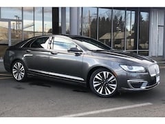 Used 2017 Lincoln MKZ Hybrid Reserve Sedan