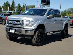 Used 2017 Ford F-150 Truck SuperCrew Cab