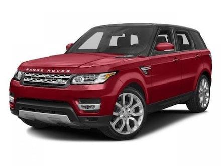 2016 Land Rover Range Rover Sport 3.0L V6 Turbocharged Diesel SE Td6 SUV