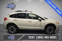 Used 2016 Subaru Crosstrek 2.0i Limited SUV JF2GPAKC4G8224828 C224828 for Sale Near Buffalo NY
