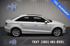 Used 2015 Audi A3 2.0 TDI Premium Sedan WAUAJGFF6F1062752 C062752 for Sale Near Buffalo NY