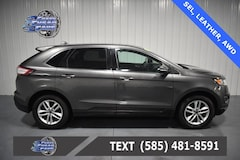 Used 2016 Ford Edge SEL SUV for sale in Oakfield NY