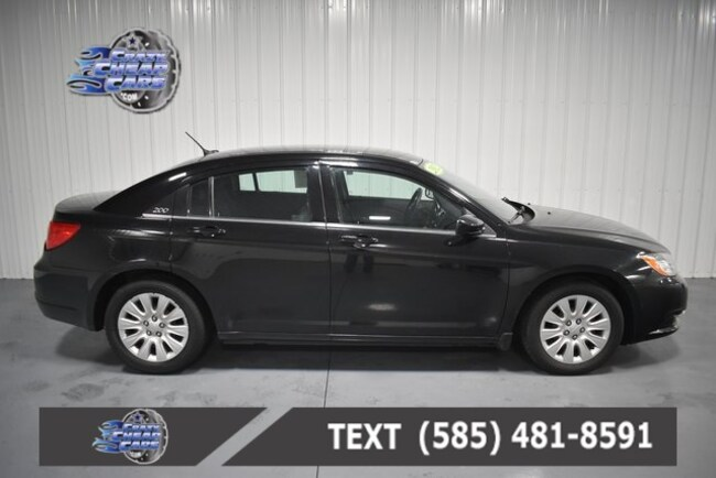 Used 2012 Chrysler 200 LX Sedan for sale in Oakfield, NY