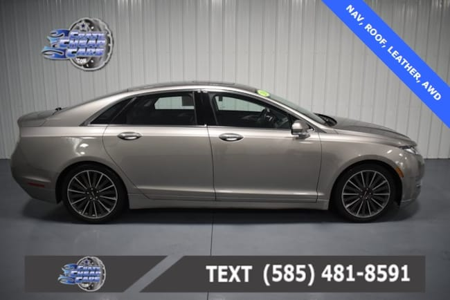 Used 2016 Lincoln MKZ Base Sedan for sale in Oakfield, NY
