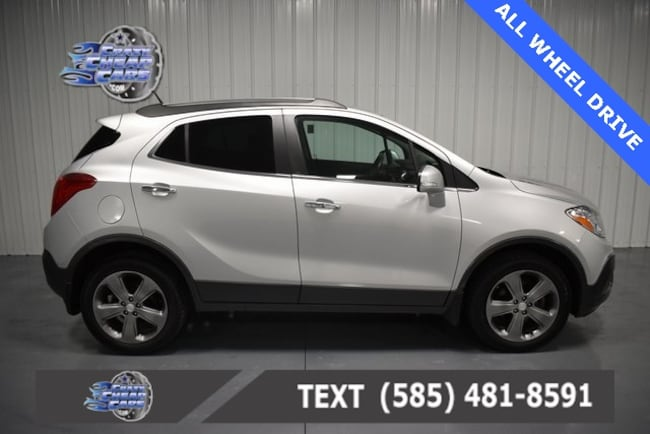 Used 2014 Buick Encore Base SUV for sale in Oakfield, NY