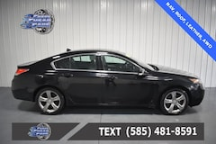 Used 2012 Acura TL SH-AWD Sedan 19UUA9F56CA004818 C007661A for Sale Near Buffalo NY