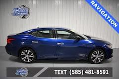 Used 2016 Nissan Maxima 3.5 SV Sedan 1N4AA6AP5GC437703 C703185A for Sale Near Buffalo NY