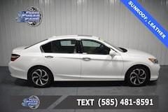 2016 Honda Accord EX-L Sedan for Sale in Oakfield NY