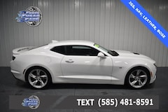 Used 2019 Chevrolet Camaro SS Coupe 1G1FH1R70K0105710 C105710 for Sale Near Buffalo NY