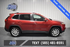 2014 Jeep Cherokee Limited SUV for Sale in Oakfield NY