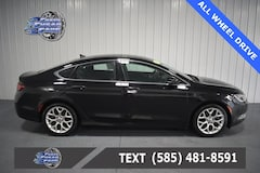 Used 2015 Chrysler 200 C Sedan 1C3CCCEG1FN512703 C512703 for Sale Near Buffalo NY