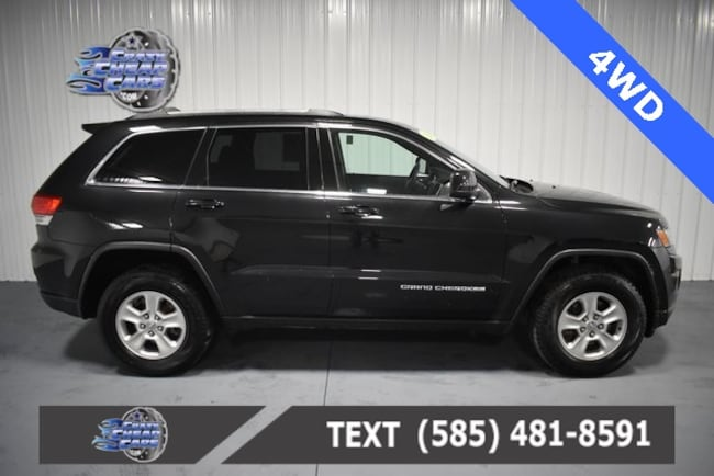 Used 2016 Jeep Grand Cherokee Laredo SUV for sale in Oakfield, NY