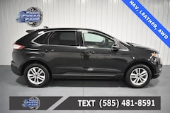 Used 2015 Ford Edge SEL SUV for sale in Oakfield NY