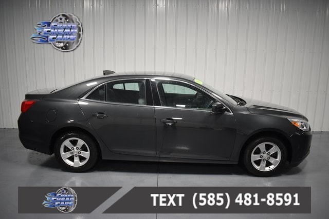 Used 2016 Chevrolet Malibu Limited For Sale | Oakfield NY | VIN