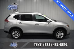 Used 2016 Nissan Rogue SV SUV 5N1AT2MV0GC893112 C893112 for Sale Near Buffalo NY