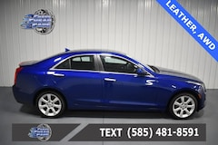 Used 2013 Cadillac ATS 2.0L Turbo Sedan 1G6AG5RX4D0158914 M158914 for Sale Near Buffalo NY
