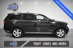 Used 2015 Dodge Durango Limited SUV 1C4RDJDG5FC771683 C771683 for Sale Near Buffalo NY