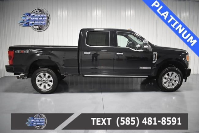 Used 2019 Ford F-250SD Platinum Truck for sale in Oakfield, NY