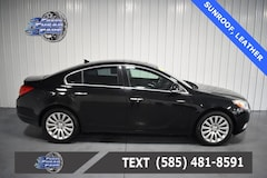 Used 2013 Buick Regal Premium I Sedan 2G4GS5EV7D9145781 C145781 for Sale Near Buffalo NY