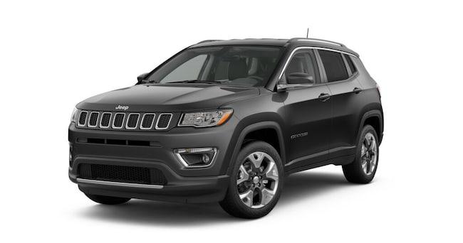 New 2019 Jeep Compass LIMITED 4X4 Sport Utility in Adrian, MI