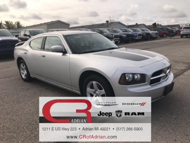 Used 2010 Dodge Charger Base Sedan in Adrian, MI