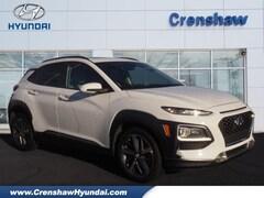 2018 Hyundai Kona Limited Limited  Crossover