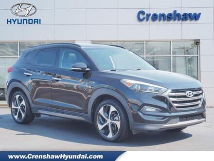 2016 Hyundai Tucson Limited AWD Limited  SUV