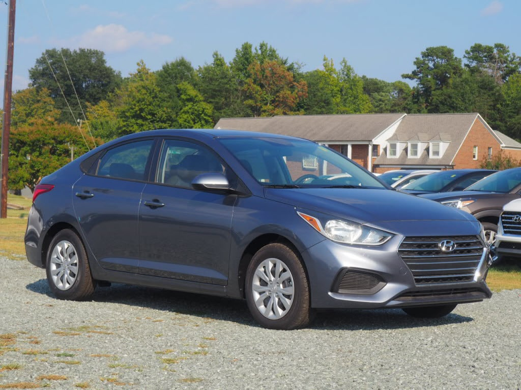 2020 Hyundai Accent SE Sedan CVT