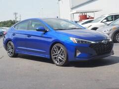 2020 Hyundai Elantra Sport Sport  Sedan