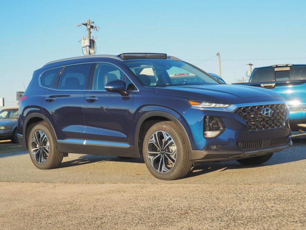2020 Hyundai Santa Fe AWD SEL 2.0T Crossover