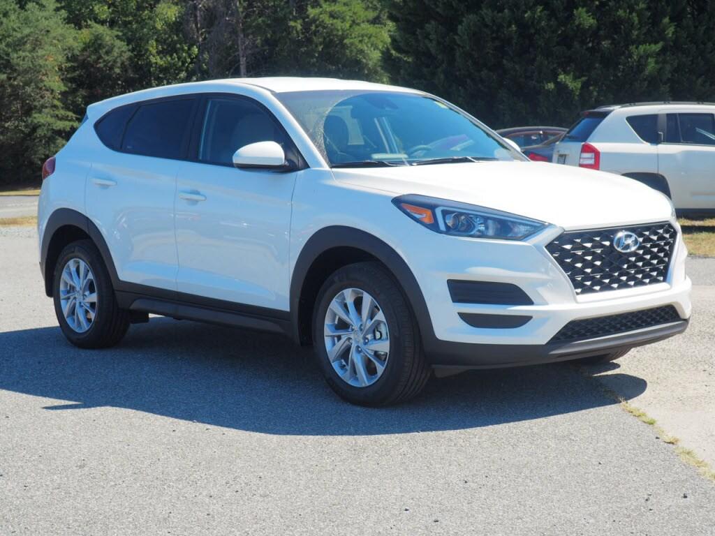 2020 Hyundai Tucson AWD SE SUV