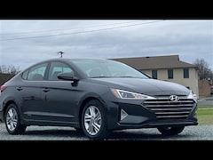 2020 Hyundai Elantra SEL SEL  Sedan
