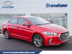 2017 Hyundai Elantra Value Edition Value Edition  Sedan (US)