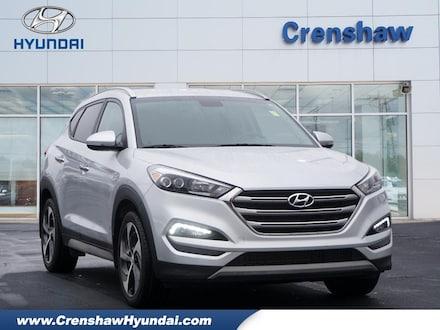 2017 Hyundai Tucson Limited Limited  SUV