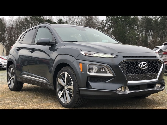 2020 Hyundai Kona AWD Ultimate Crossover