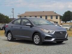 2020 Hyundai Accent SE SE  Sedan CVT