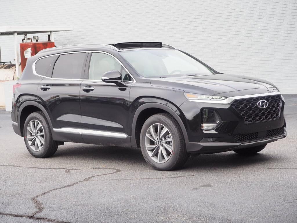2020 Hyundai Santa Fe AWD SEL Crossover