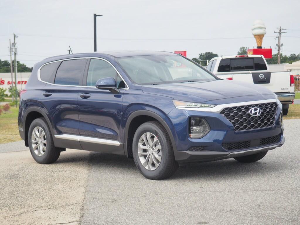 2020 Hyundai Santa Fe SE Crossover