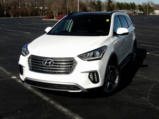 2019 Hyundai Santa Fe XL Limited Ultimate SUV
