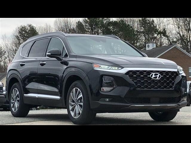 2020 Hyundai Santa Fe SEL Crossover