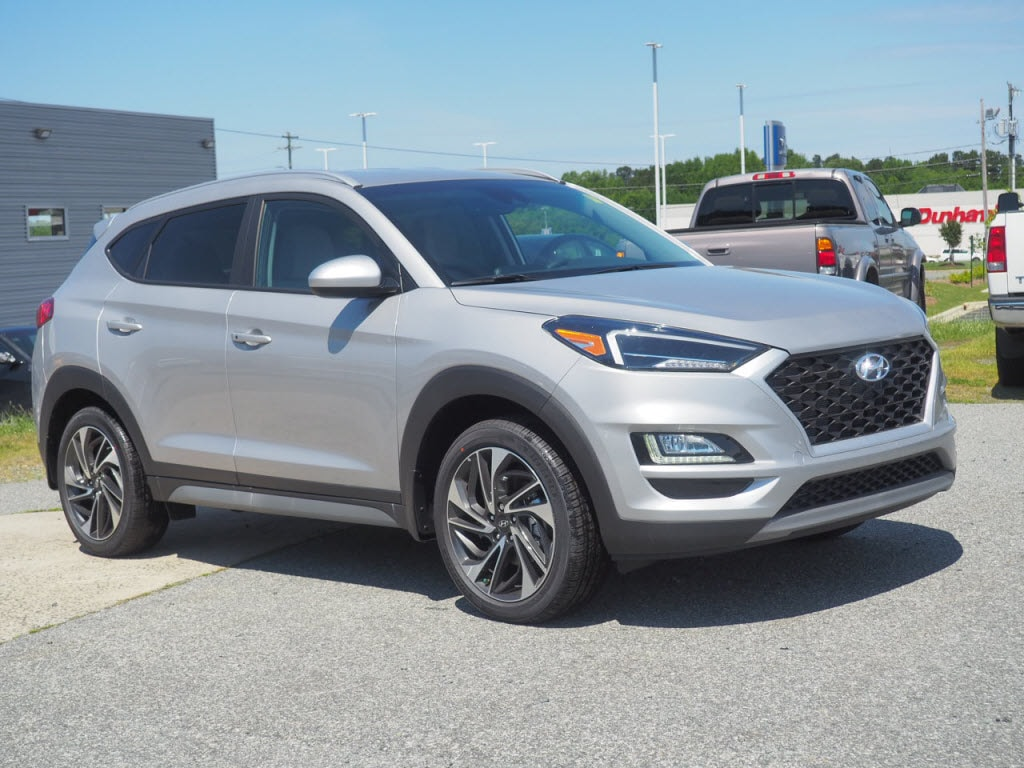 2020 Hyundai Tucson AWD Sport SUV
