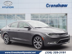 2015 Chrysler 200 C C  Sedan