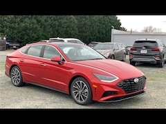 2020 Hyundai Sonata Limited Limited  Sedan
