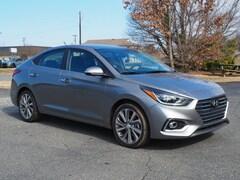 2021 Hyundai Accent Limited Limited  Sedan