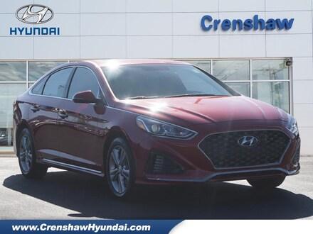 2018 Hyundai Sonata Sport Sport  Sedan