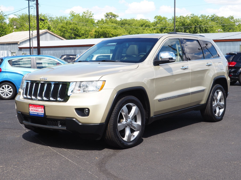 ... 2011 Jeep Grand Cherokee Limited SUV ...