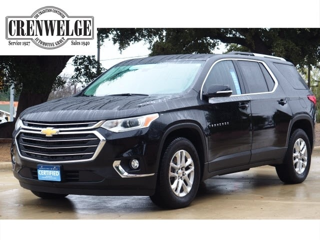 2018 Chevrolet Traverse LT Leather SUV JJ132420
