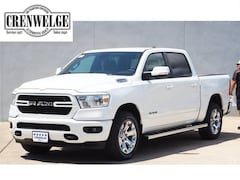 New Chrysler Dodge Jeep Models 2019 Ram 1500 BIG HORN / LONE STAR CREW CAB 4X4 5'7 BOX Crew Cab 1C6SRFFT5KN620830 for sale in Kerrville near Boerne, TX