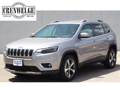 New Chrysler Dodge Jeep Models 2019 Jeep Cherokee LIMITED FWD Sport Utility 1C4PJLDX4KD243200 for sale in Kerrville near Boerne, TX