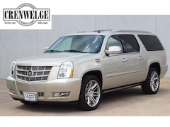 Used Vehicles  2014 CADILLAC Escalade ESV Premium SUV 1GYS4JEF4ER212848 for sale in Kerrville near Boerne, TX